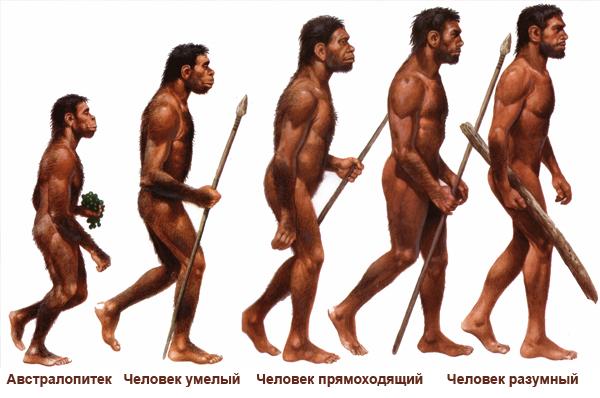 Как называли первого древнего человека? Детский раздел - УК.kz