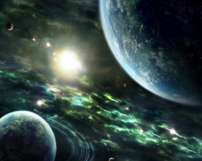 Как появилась планета Земля Детская онлайн энциклопедия Хочу  Как появилась планета Земля